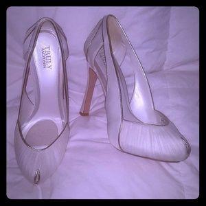 Simply Zac Posen bridal shoes